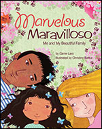 Cover of Marvelous Maravilloso: Me and My Beautiful Family (medium)