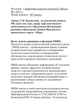 Документы для пмпк в школе начальные классы – Перечень документов на ПМПК — Все документы
